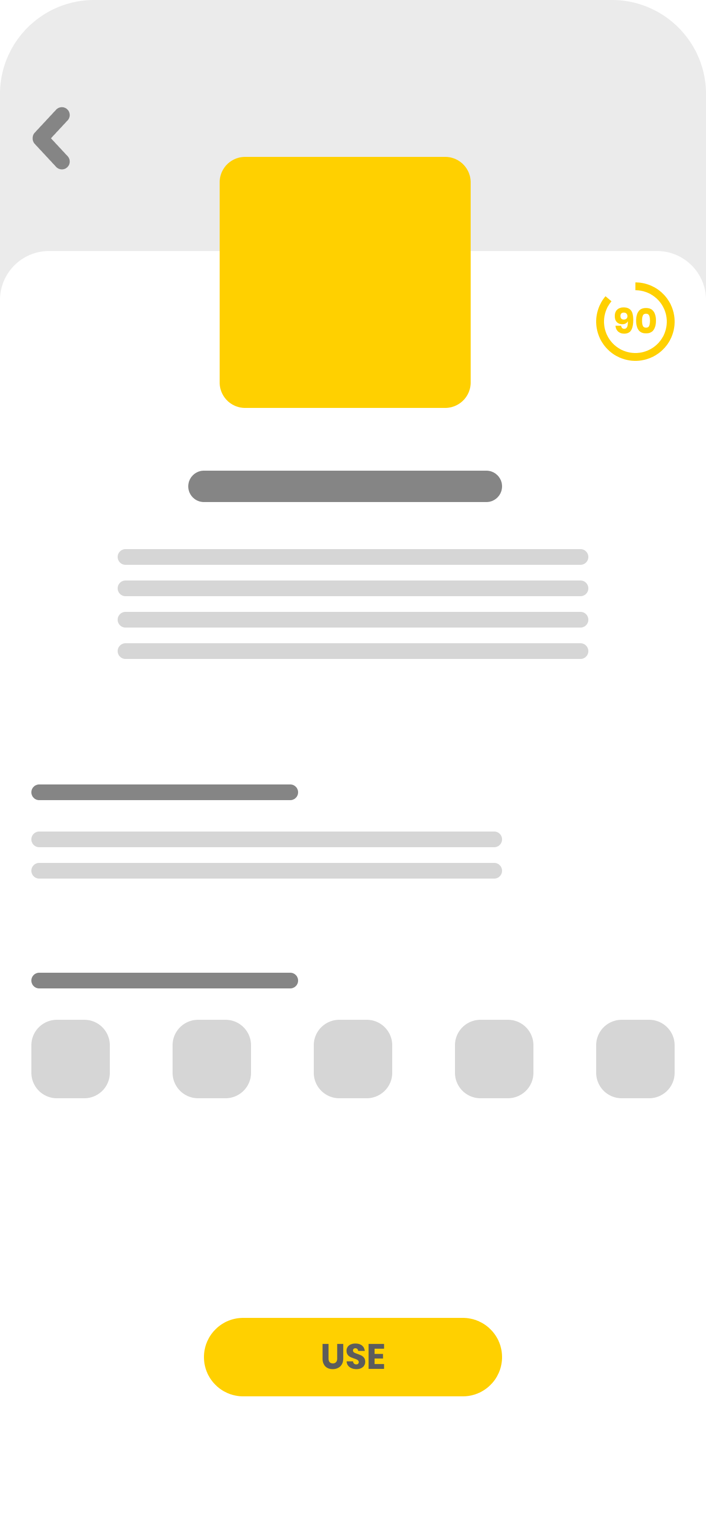 detailled page